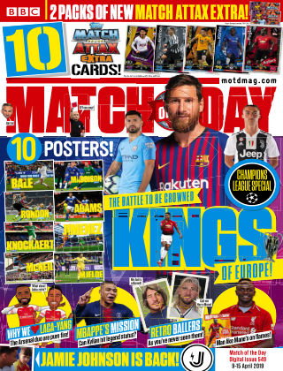 Match of the Day Issue549