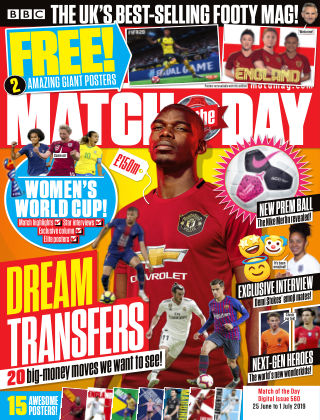 Match of the Day Issue560