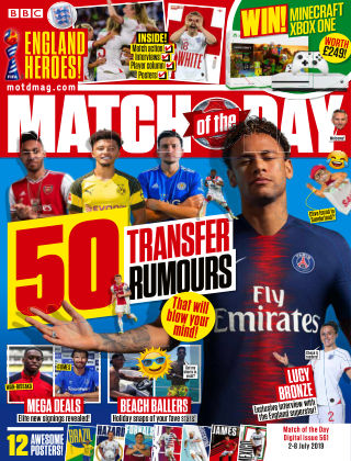 Match of the Day Issue561