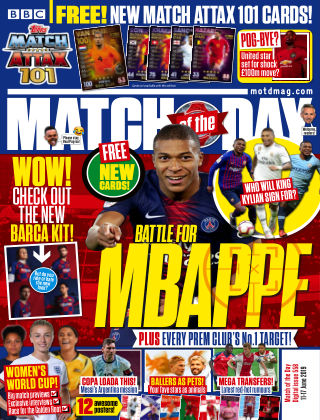 Match of the Day Issue558