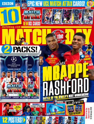 Match of the Day Issue541
