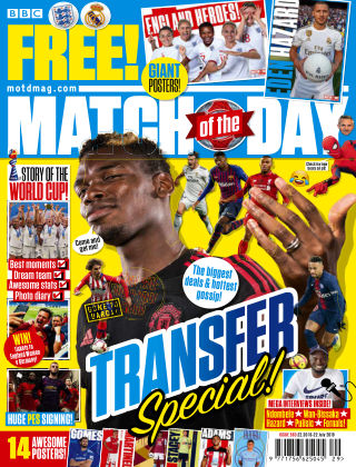 Match of the Day Issue563