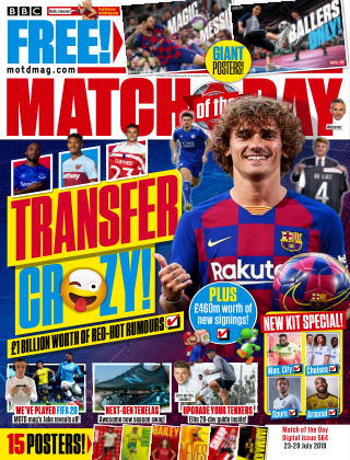 Match of the Day Issue564