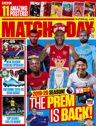 Match of the Day Issue565