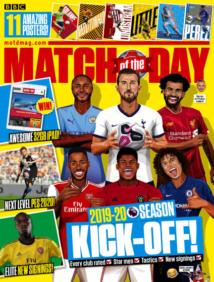 Match of the Day August 06, 2019 00:00