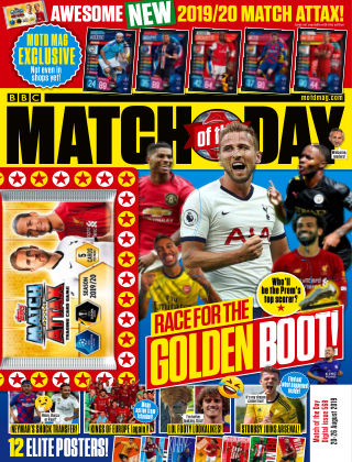 Match of the Day Issue568