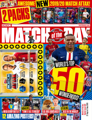 Match of the Day Issue569