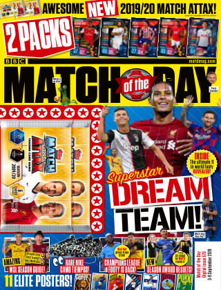 Match of the Day Issue570