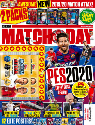 Match of the Day Issue571