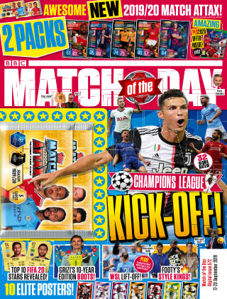 Match of the Day Issue572