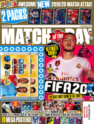 Match of the Day Issue573