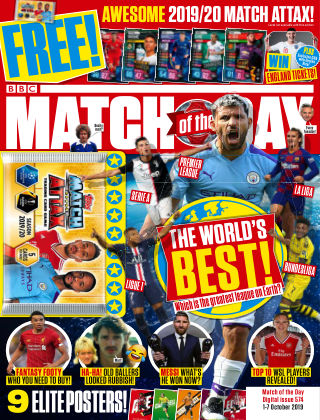 Match of the Day Issue574