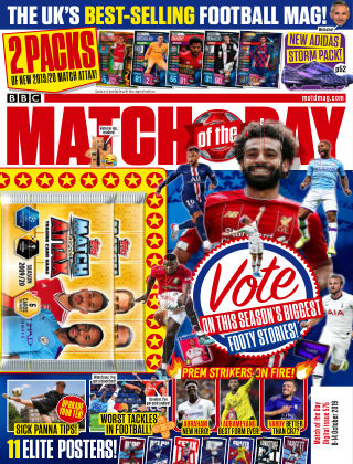 Match of the Day Issue575