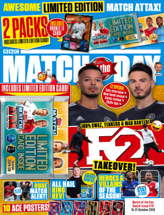 Match of the Day Issue576