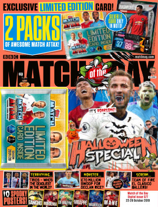 Match of the Day Issue577