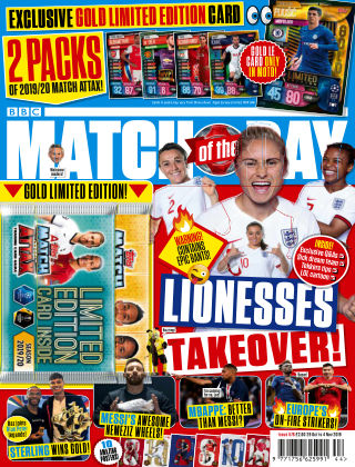 Match of the Day Issue578