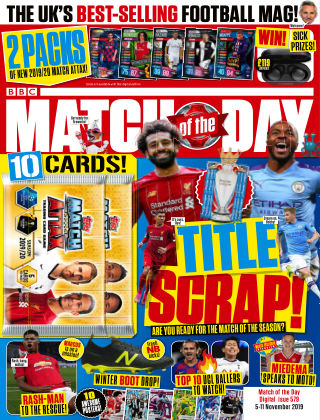 Match of the Day Issue579