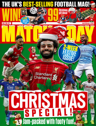 Match of the Day Issue581