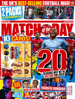 Match of the Day Issue 585