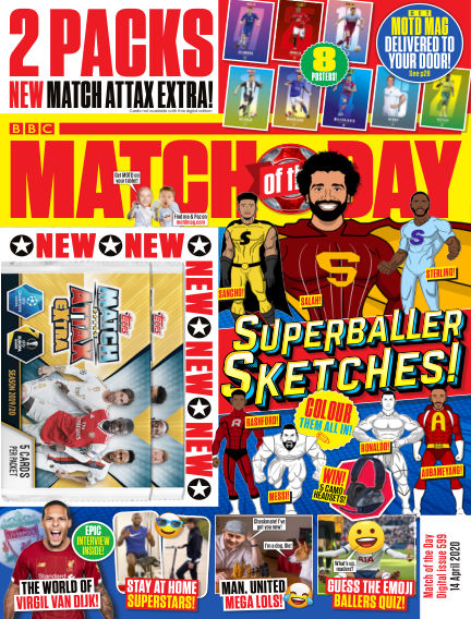 Match of the Day April 14, 2020 00:00