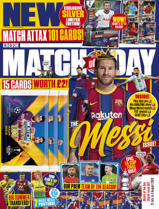 Match of the Day 607