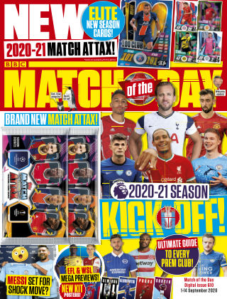 Match of the Day 610