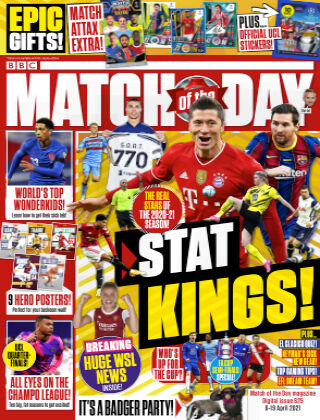 Match of the Day 625