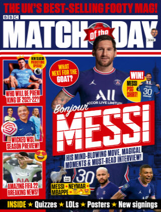 Match of the Day 635