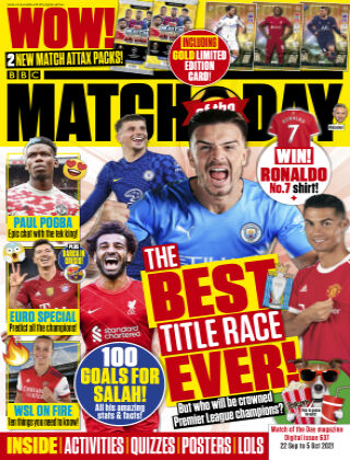 Match of the Day 637
