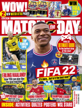 Match of the Day 638