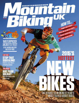 Mountain Biking UK Dec 2014