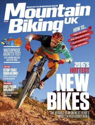 Mountain Biking UK Dec 2014
