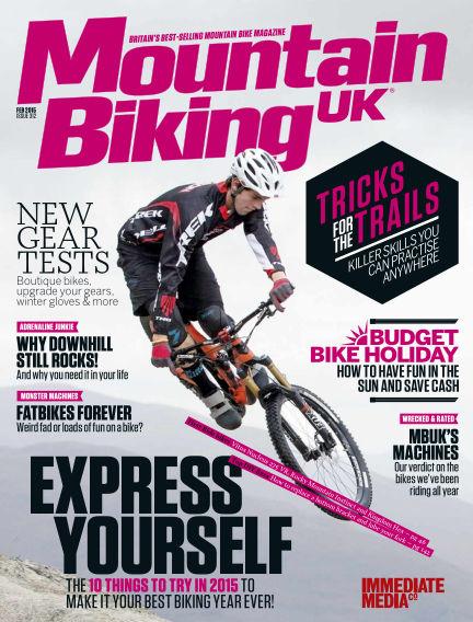 Mountain Biking UK January 09, 2015 00:00