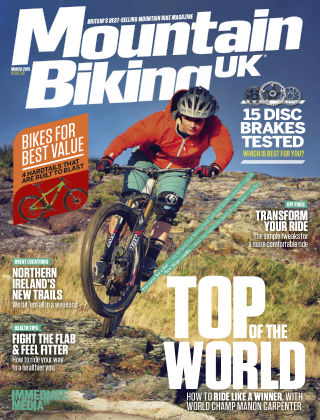 Mountain Biking UK Mar 2015