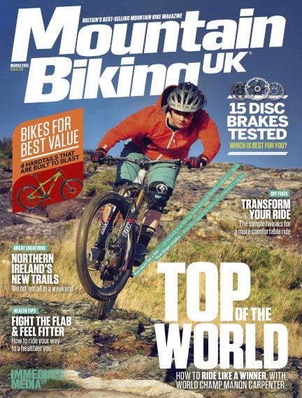 Mountain Biking UK February 06, 2015 00:00