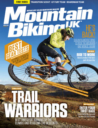 Mountain Biking UK Apr 2015