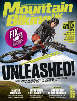 Mountain Biking UK May 2015