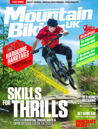 Mountain Biking UK Aug 2015