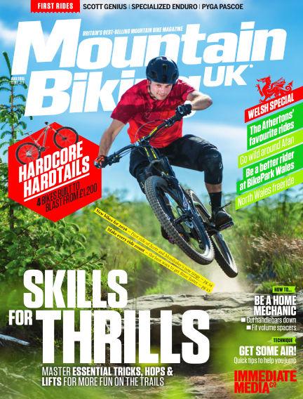 Mountain Biking UK July 24, 2015 00:00
