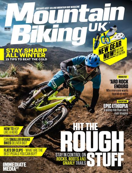 Mountain Biking UK October 16, 2015 00:00