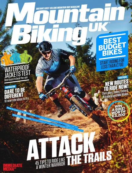 Mountain Biking UK November 13, 2015 00:00
