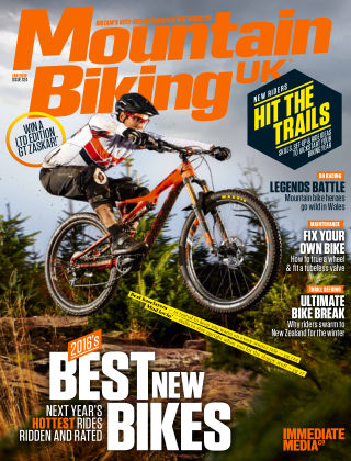 Mountain Biking UK Jan 2016