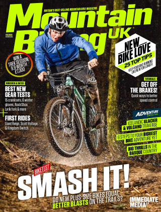 Mountain Biking UK Feb 2016