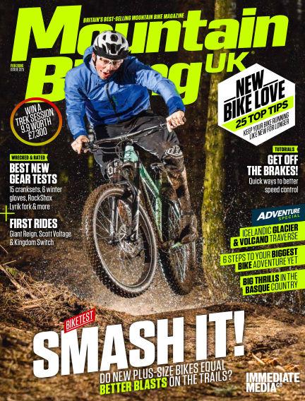Mountain Biking UK January 08, 2016 00:00