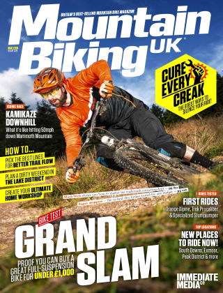 Mountain Biking UK Mar 2016