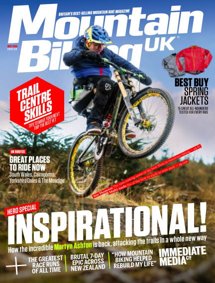 Mountain Biking UK April 05, 2016 00:00