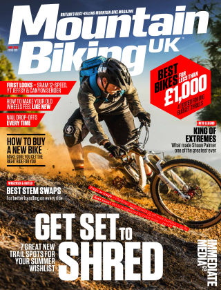Mountain Biking UK June 2016