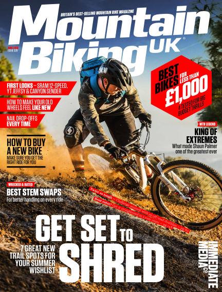 Mountain Biking UK May 03, 2016 00:00