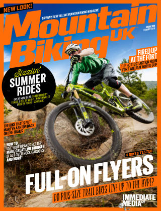Mountain Biking UK Jul 2016