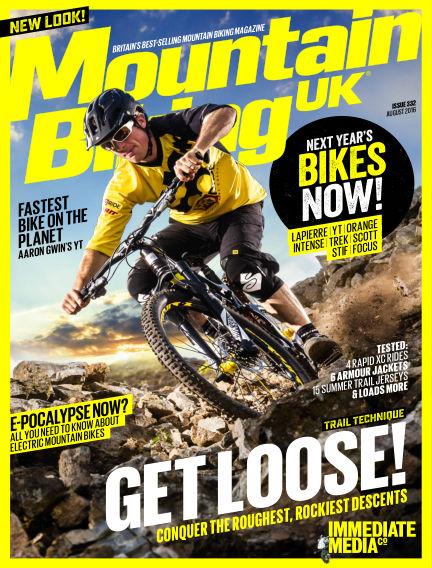 Mountain Biking UK July 26, 2016 00:00
